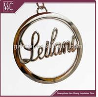 custom handbag metal logo plates/tag for handbags,luaage tag,brand logo plates