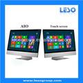 Meistverkauften core 2 duo verwendet desktop-all in one i7 touch pc flexible touchscreen hd-iptv vu duo 2