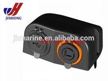 DC 12v car cigarette lighter socket cigarette lighter & dual usb socket