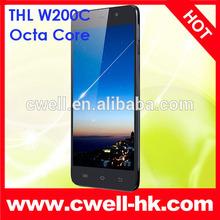 THL W200 C Smartphone Android 4.4 Kitkat MTK6592M Octa Core 5.0 Inch Gorilla Glass III Screen 1GB RAM/8GB ROM 8.0MP Camera