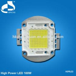 Smart lighting high power epistar/bridgelux 45mil chip 100w led diode