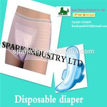 women sex mesh disposable menstruation panties/disposable thong panties
