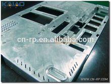 Telecommunications/mobile phone/telephone CNC plastic rapid prototype/prototyping/mock up