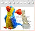 Parlando giocattolo parlare pappagallo/ripetere pappagallo giocattolo della peluche