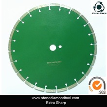 350mm Laser Silence Concrete Saw Blade