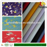 cartoon snoopy print fabric