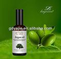 Oem/private label orgânica argan óleo prensado a frio botânica óleo para o cabelo