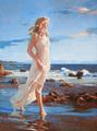vendita calda famoso artista pittura a olio riproduzioni
