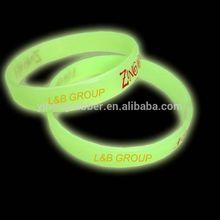 TOP1 factory New arrival luminous team bracelet