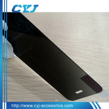 Guangzhou 9H tempered glass screen protector privacy for iphone 5 5s 5c