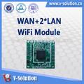 Mini atheros ar9331 módulo wifi, wifi wlan módem