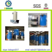 wood/coal fired thermic fluid steam boiler for industry