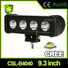 Longer Lifespan High power led light bar 4x4 Offroad Soye 40W ATV LED Light Bar