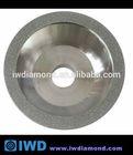 New design most popular chrome corundum grinding diamond wheel