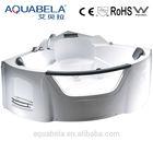 Large Design Plastic Bathtub For Adult Indoor Swimming Pool