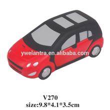 Foam Car Stress Ball,Relieve Stress Stress relieve toy/pu car