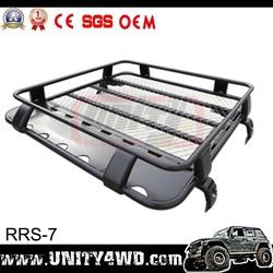 car accessory OEM Tough Powder Coated Finish Roof Rack