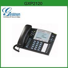 Grandstream GXP2120 6-line Executive HD IP Phone