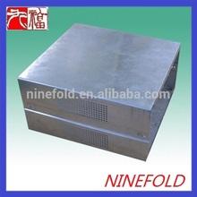 Aluminum, Stainless Steel, Carbon Steel, Sheet Metal Box Fabrication