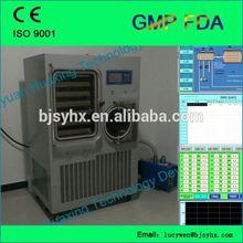 Factory price mini freeze drying machine(LGJ-100F)