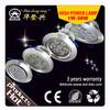 Good price fine design with 3 years warranty high power white aluminum gu10 led spot light