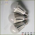 6w colorato prezzo di lampadine led come in egitto corpo in ceramica