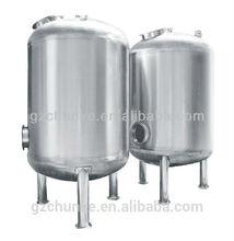 Chunke good quality galvanized water pressure tank