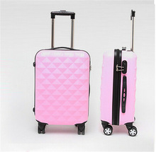 2014 New arrival trolley luggage for travel bag with trolley