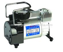 Portable car tire inflator pump/Air compressor