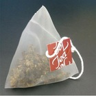 Empty Tea Bag with String