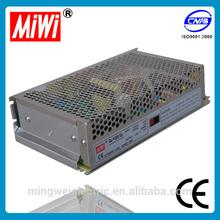 MiWi Q-120B 120w 12v 4a quad output Switching power supply