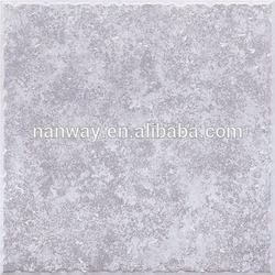Blue marble polished ceramic tile for garage floor