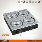 best selling square led ceiling light spot light grille lamp