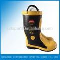 Desenvolvimento de novos de alta qualidade men ' s botas de combate a incêndios