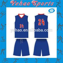 reversible basketball training jersey sportswear