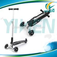 high quality newest three wheel JD BUG kick adult scooter