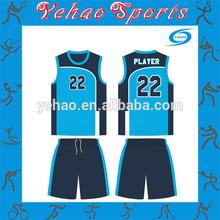 sample basketball jersey