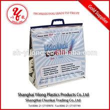 Laminated Material Isothermal bag keep warm or cool coloured thermal bag