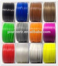 Manufacturer direct sales ABS PLA 3D printer filament 200mm ps filament wire reel spool