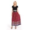 Office wear long Skirt Latest long skirt design Skirt maxi