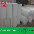 1260C Refractory aluminum silicate fiber cotton paper