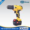 Forward/reverse rotation Electric Cordless Screwdriver 18V
