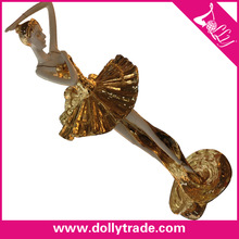 gold plated resin angel best selling crafts 2014 gifts