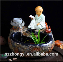2014 China Supplier hot new products resin water fountains wholesale decorative water fountains for home