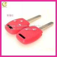 High quality for camry key cover red color car key cove 100% silicone eco-friendly material camry best decration car key cover