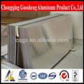 In alluminio rivestito in pvc foglio/piatto con 1100 formato libero, 1050,3003,3105,5754 lega