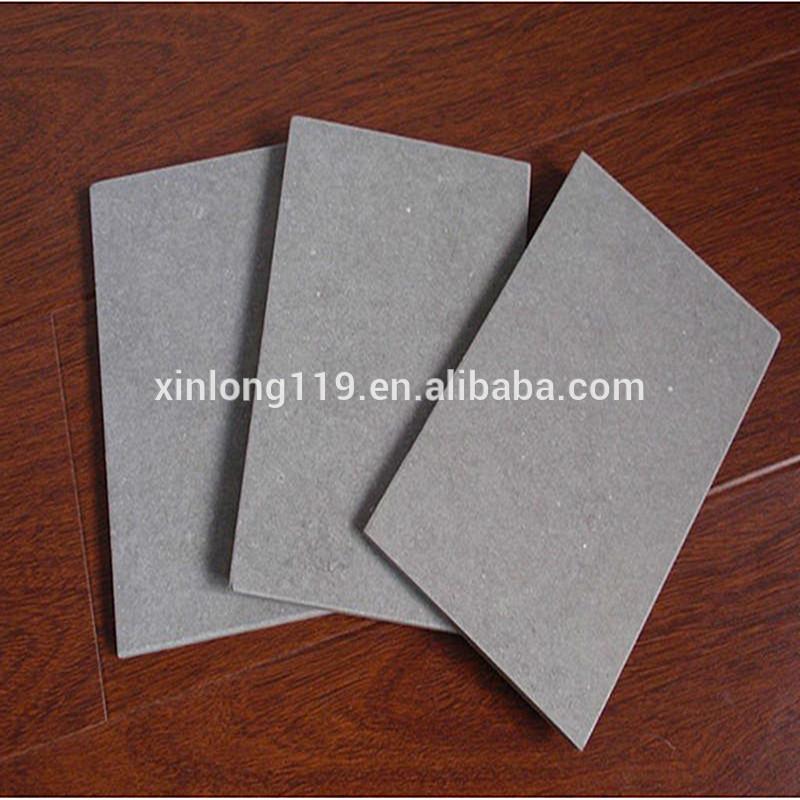 non amiante fiber ciment plaque pour rev 234 tement de mur ext 233 rieur panneaux de ciment id du