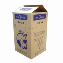 kraft cardboard box for carrier