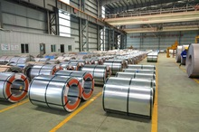 hot dipped galvanized steel coil for lightgage steel joist