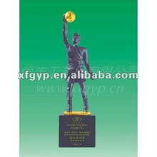 great NBA basketball sport resin trophy cup